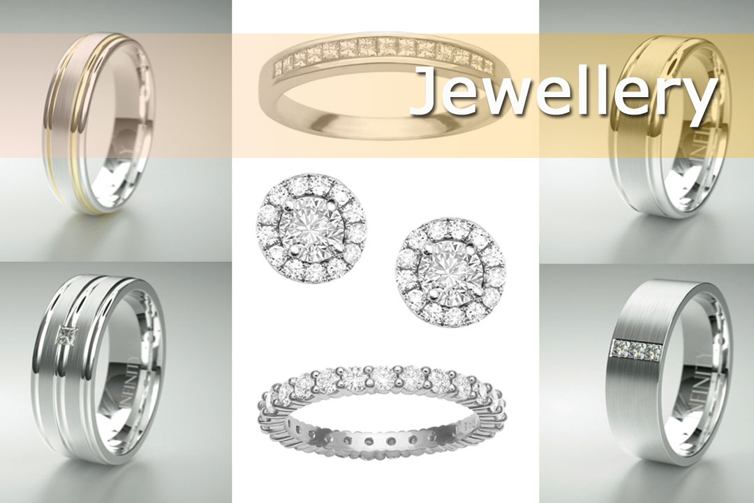 Queensland Wedding & Bride - Jewellery