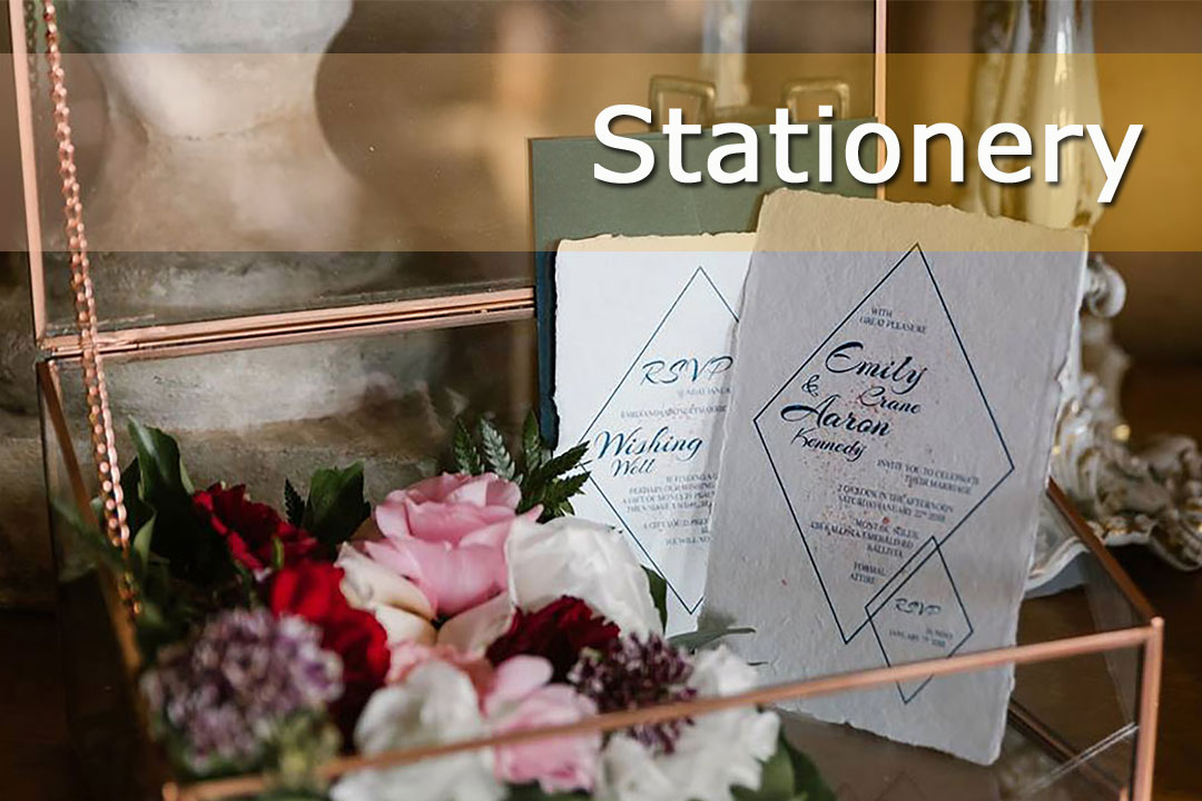 Queensland Wedding & Bride - Stationery