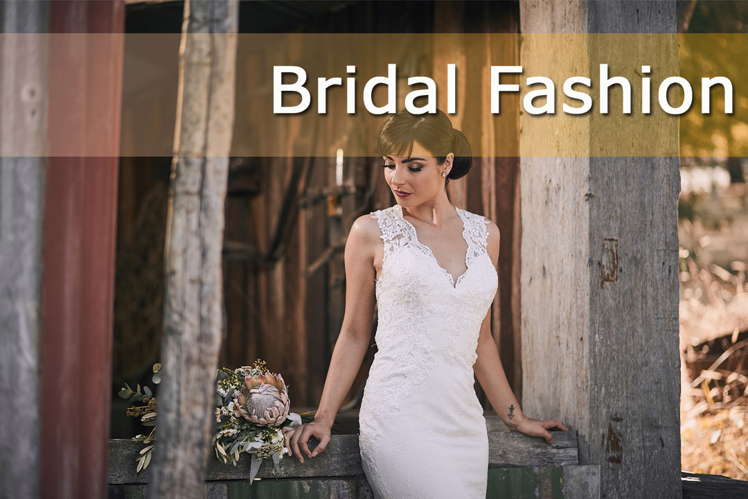 Queensland Wedding & Bride - Bridal Fashion