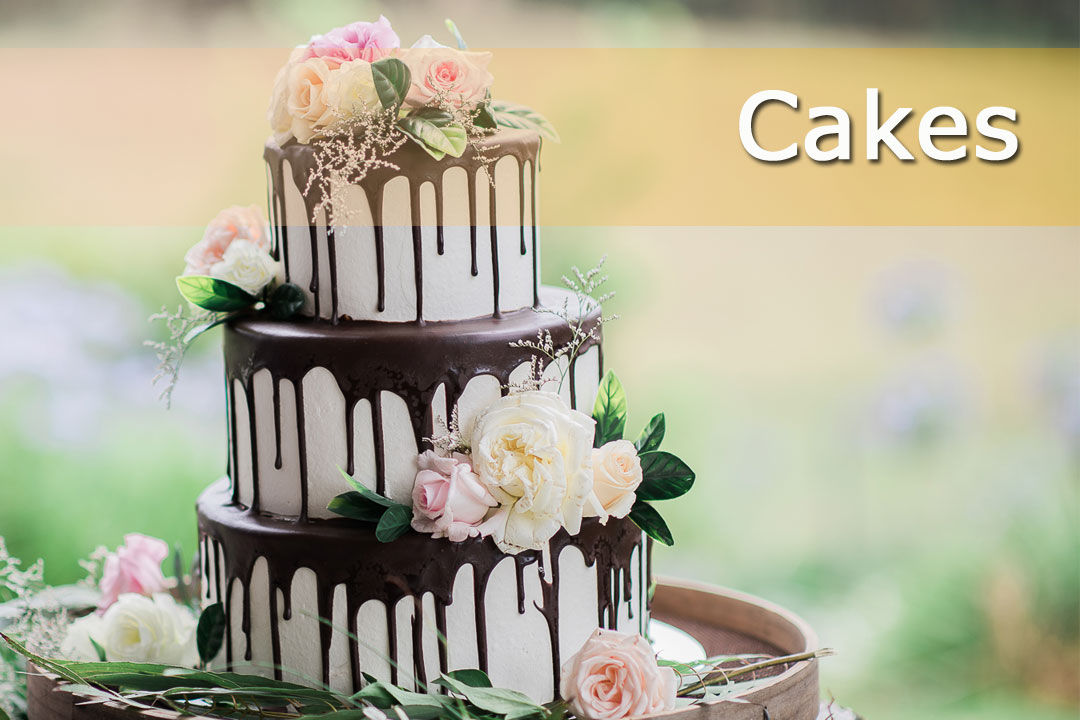 Queensland Wedding & Bride - Cakes