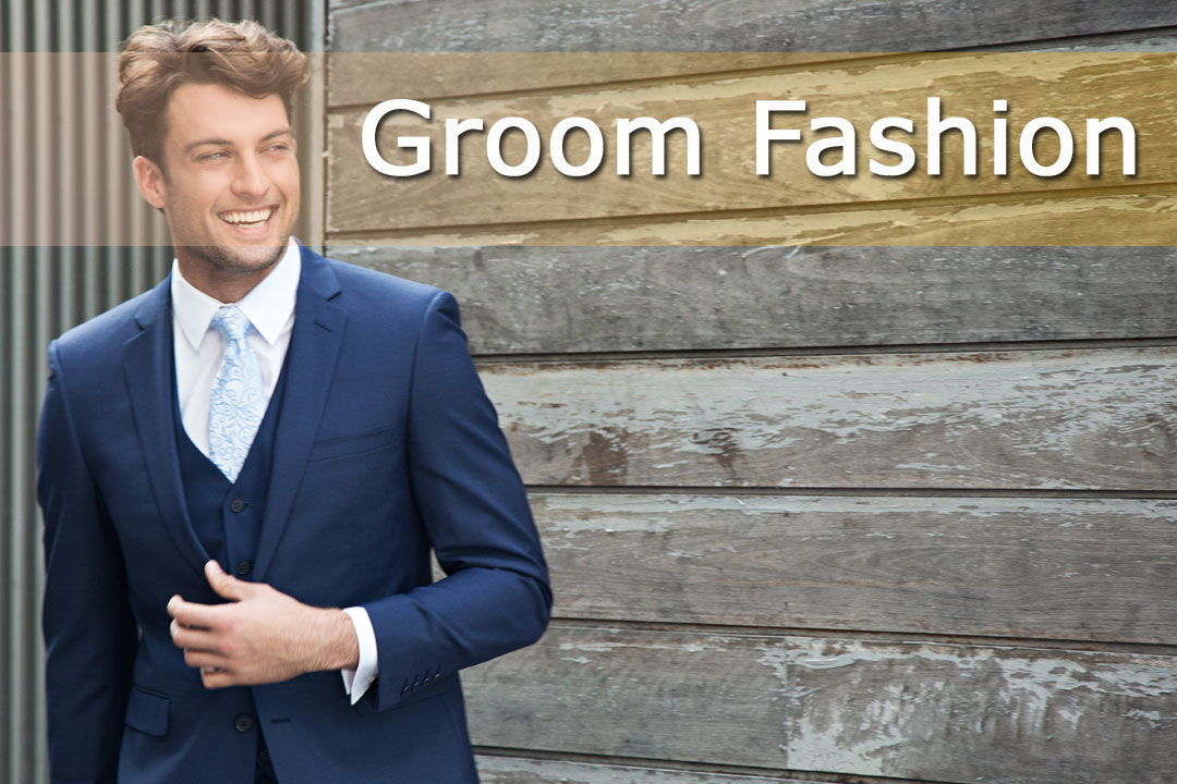 Queensland Wedding & Bride - Grooms Fashion