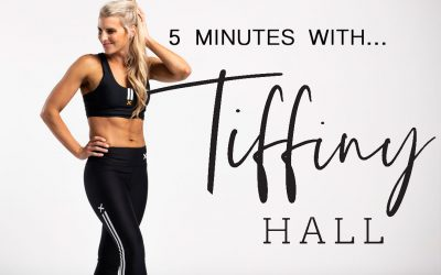 5 Minutes With Tiff Hall