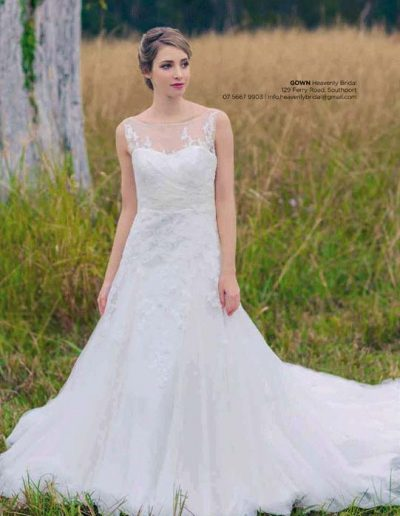 QWB07   Heavenly Bridal - Sirromet Wines   2