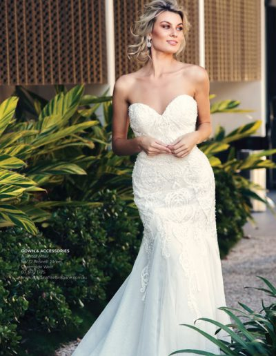 The Glen Hotel & Suites Brisbane wedding venue Eight Mile Plains wedding dresses queensland